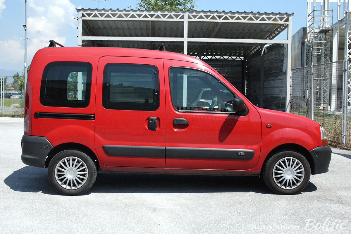renault kangoo 1 9 d auto salon bok i. Black Bedroom Furniture Sets. Home Design Ideas